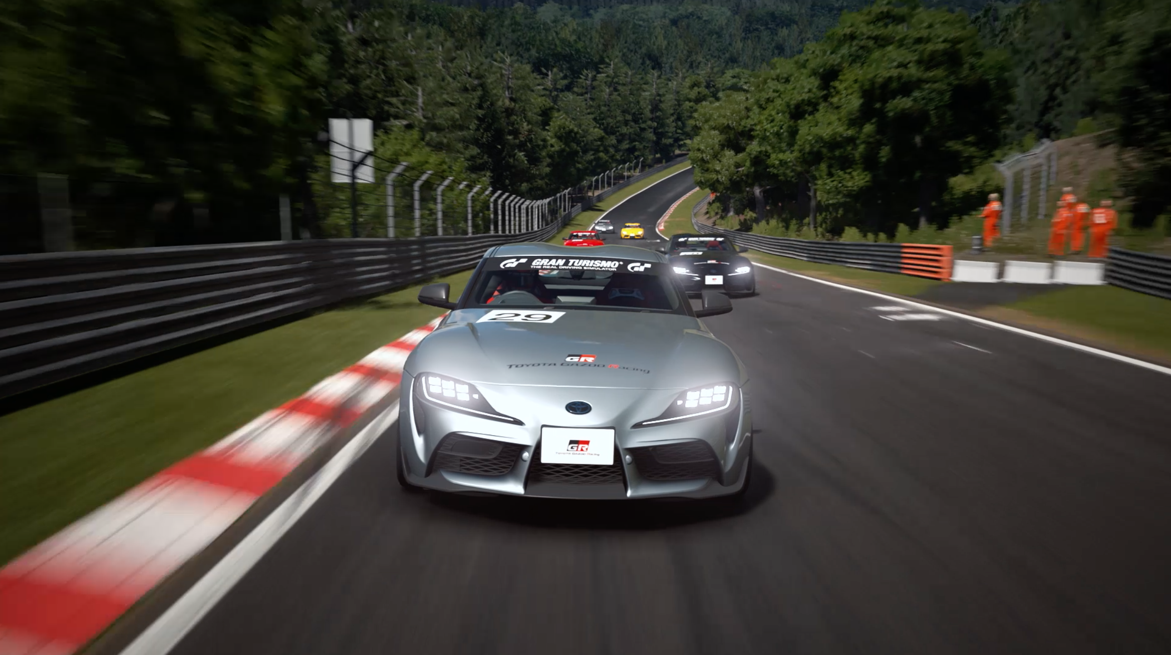 How To Join Toyota's GR Supra GT Cup Asia – Philippines Thumbnail
