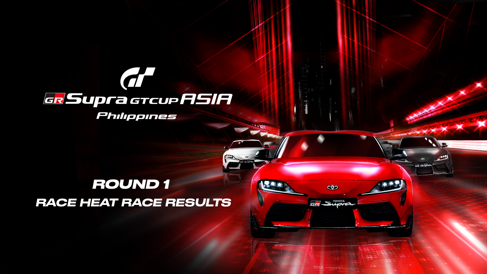 Toyota Wraps Up Round 1 of GR Supra GT Cup Asia – Philippines Thumbnail
