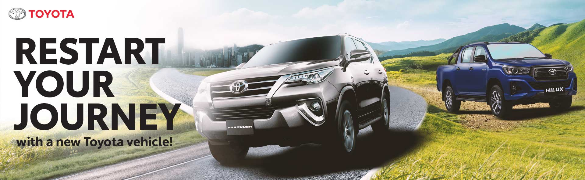 Toyota Is Offering More Great Deals This August With The Restart Your Journey Promo