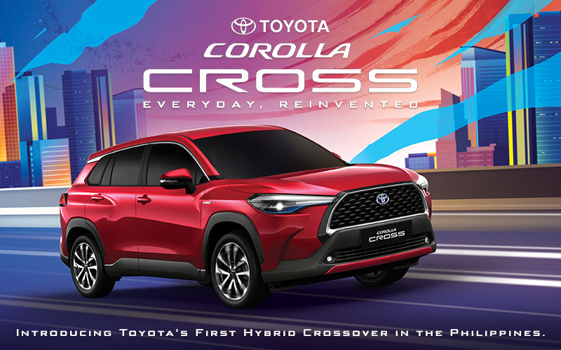 Everyday, Reinvented: Cross Into The Future With The New Corolla Cross