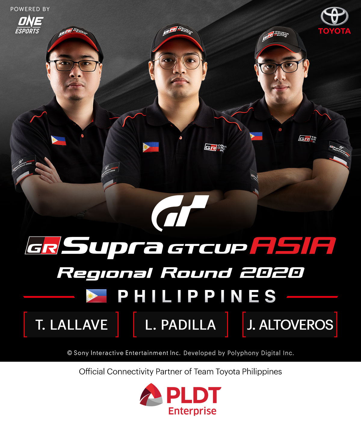 """Team Toyota Philippines aims for """"GR Supra GT Cup Asia 2020"""" Regional Championship"""
