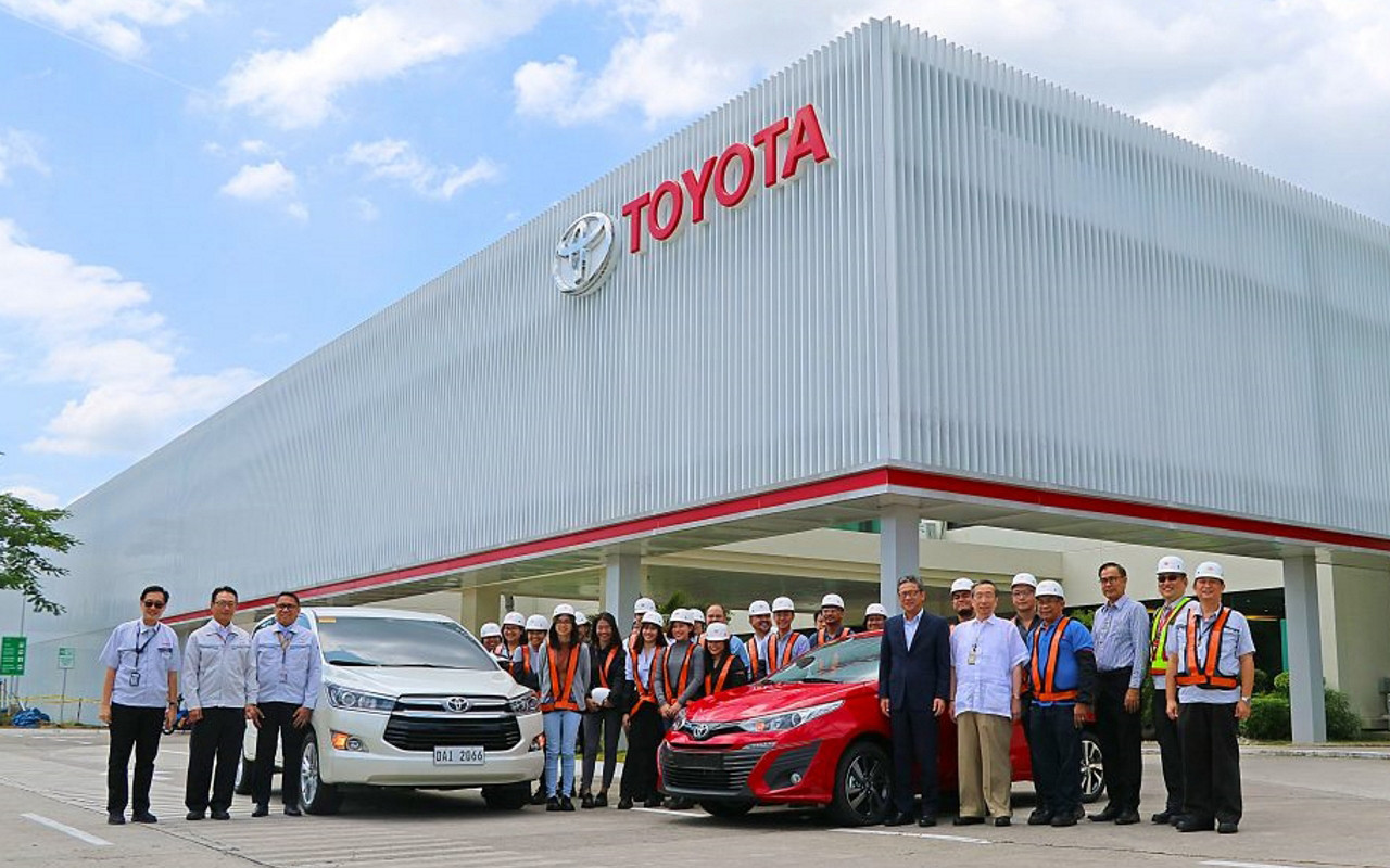 Toyota Cars Investments Boost Company Capabilities, Gearing Towards Smart And Green Manufacturing
