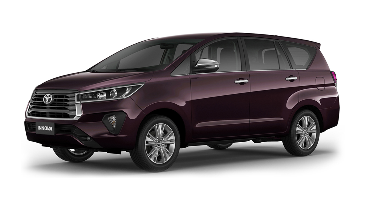 CREATE MEMORIES AND SHARE STORIES WITH THE NEW TOYOTA INNOVA