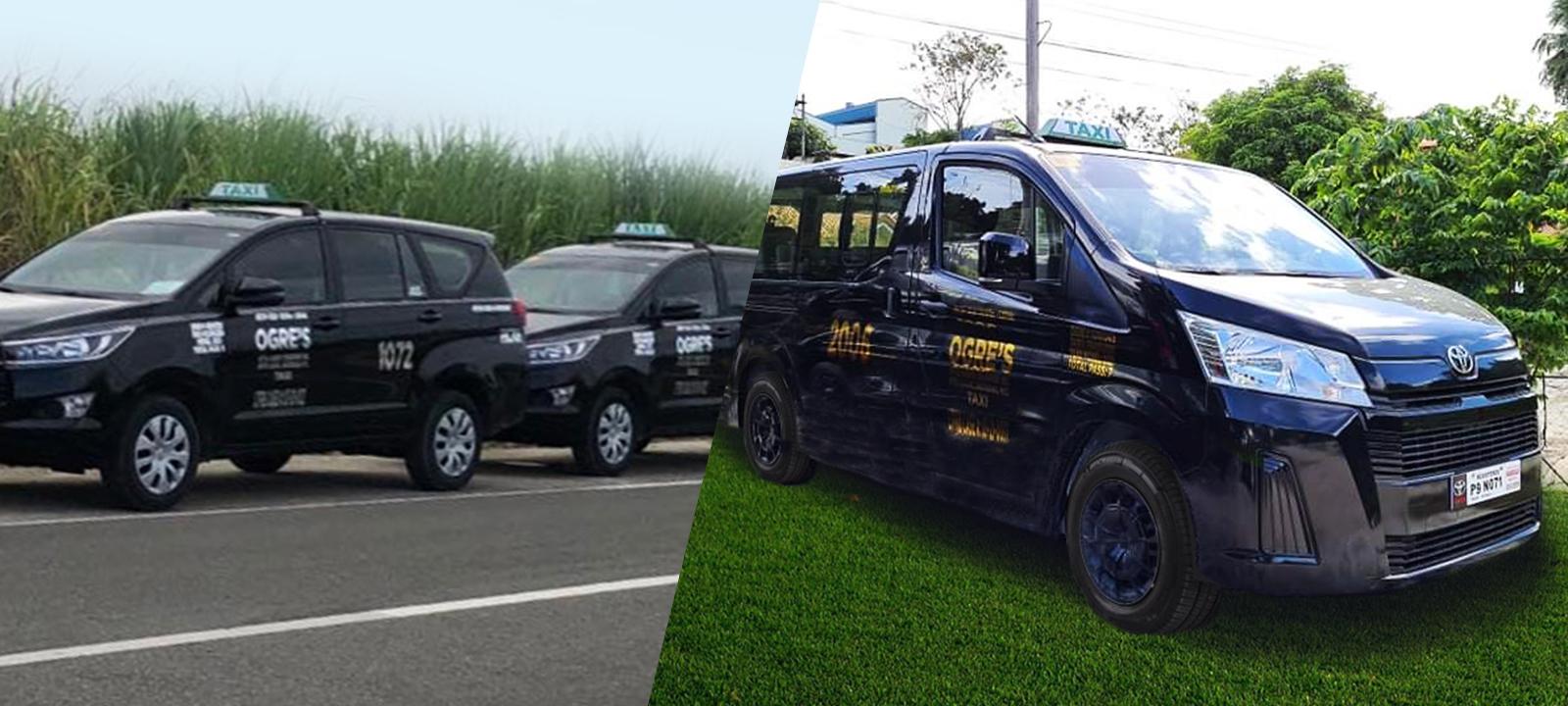 Modernizing taxis in Cebu