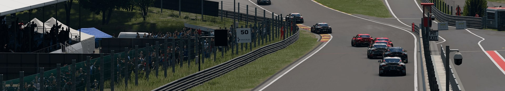 2021 TOYOTA GAZOO Racing GT Cup Wraps Up First Round of Races Desktop Banner