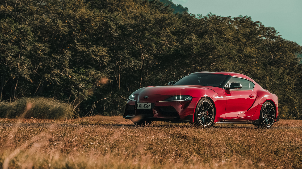 The Toyota GR Supra: A Heritage of Power, Passion, and Experience Thumbnail