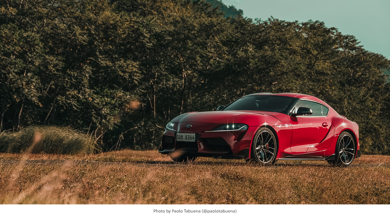 Toyota GR Supra: A Heritage of Power, Passion & Experience