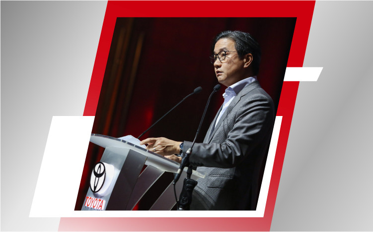 Toyota Motor Philippines Leads The Way  To Industry Recovery In 2019
