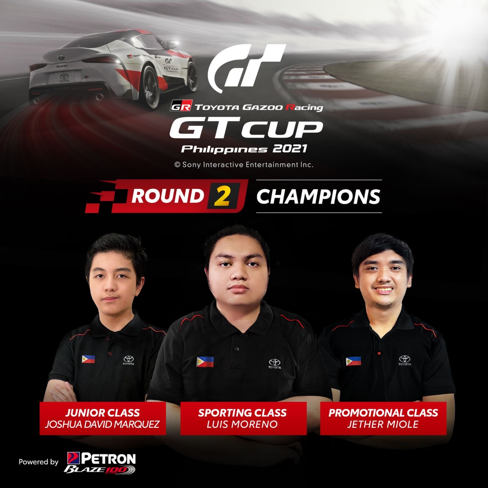 Suspense and Success Dominate the 2nd Round of the Toyota GR GT Cup