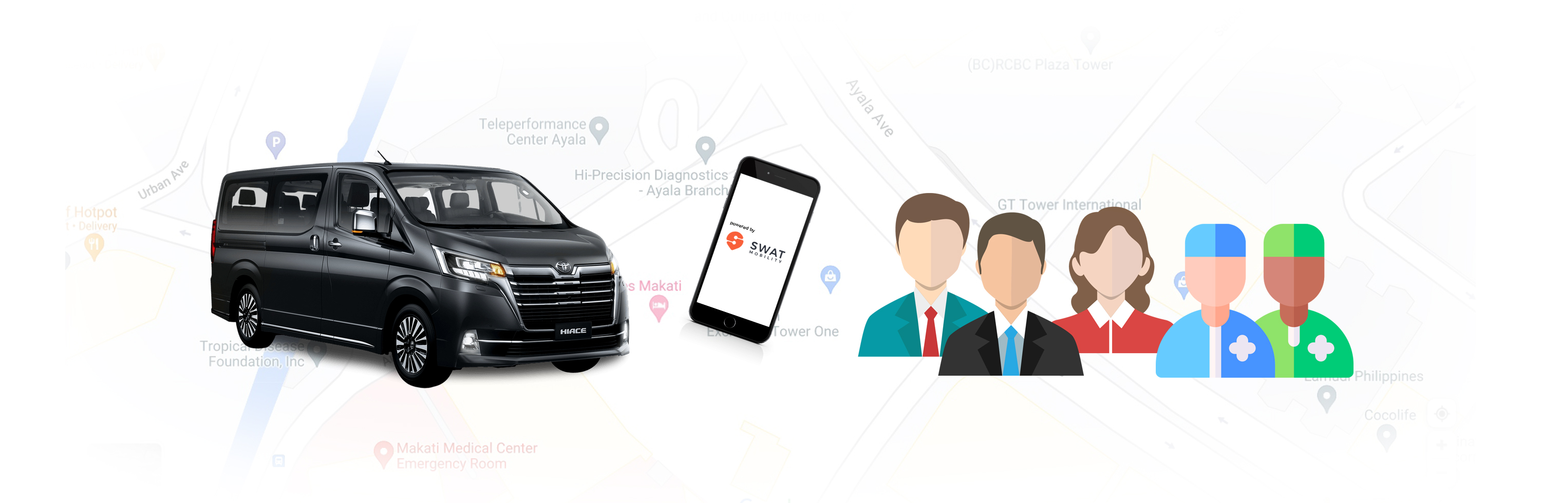 Toyota brings on-demand mobility with SWAT