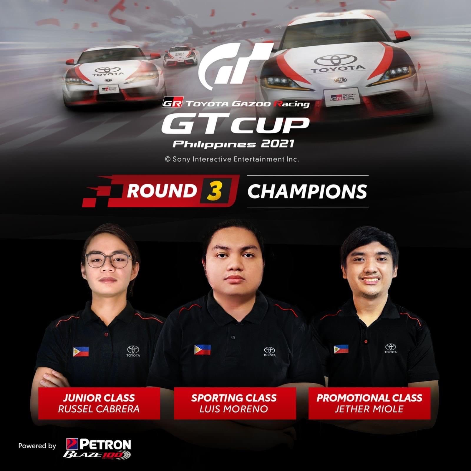 TOYOTA GAZOO Racing GT Cup Closes Round 3