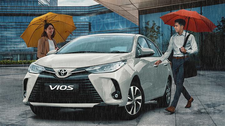 Toyota Rainy Seasons July 2021 Promos