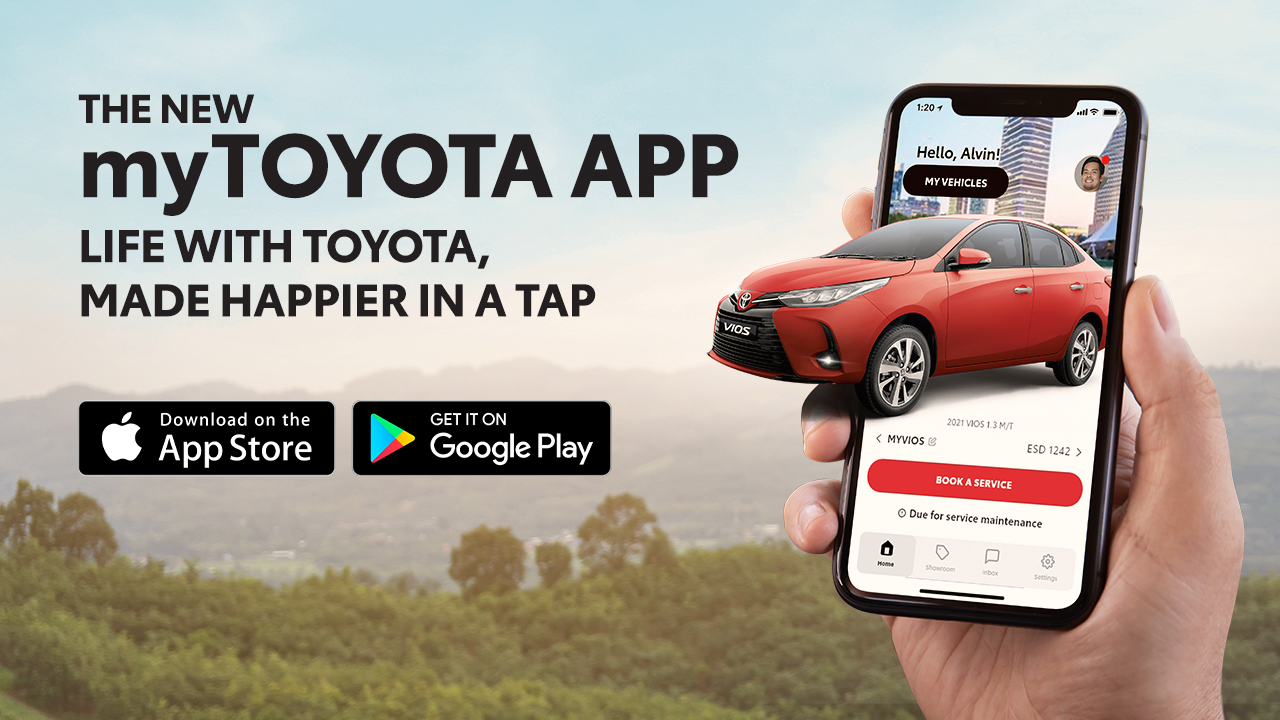 myTOYOTA: Toyota PH's App Will Elevate Customer Experience