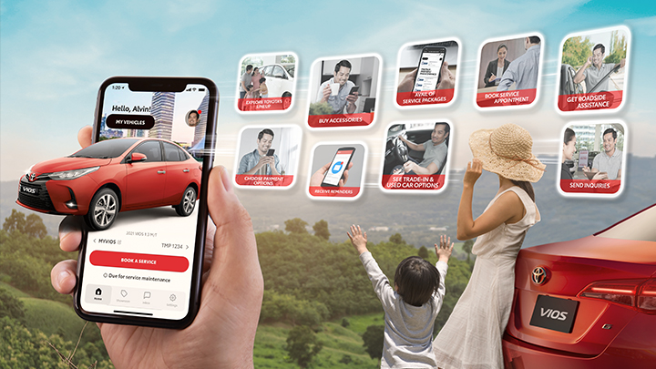 5 Ways To Make Car Ownership Easier With myTOYOTA app!