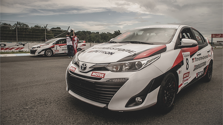 7 Times Toyota Cars Were Awesomely Captured on Camera