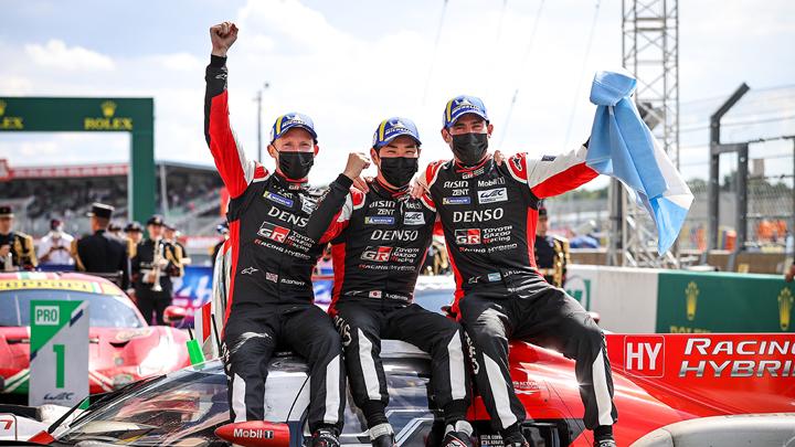 Fourth Consecutive Le Mans Win For Toyota Gazoo Racing