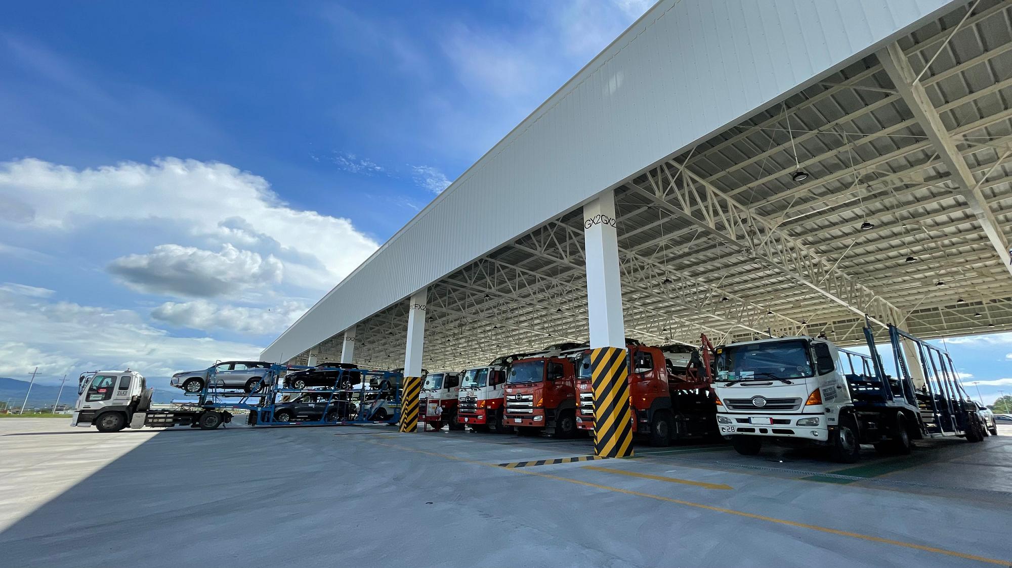 Toyota inaugurates new vehicle center in Batangas