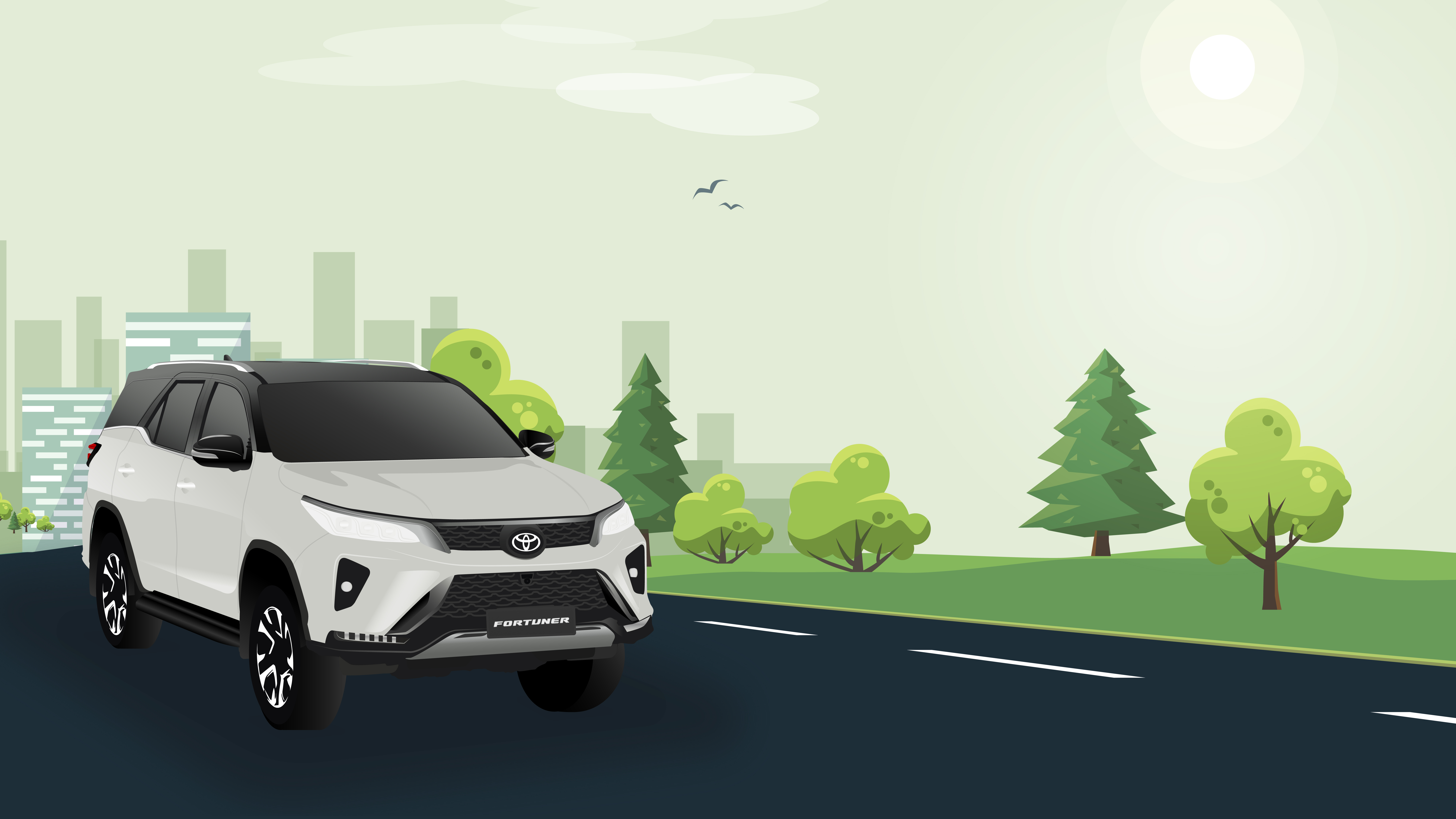 Own the power to lead with the Philippines' best-selling SUV