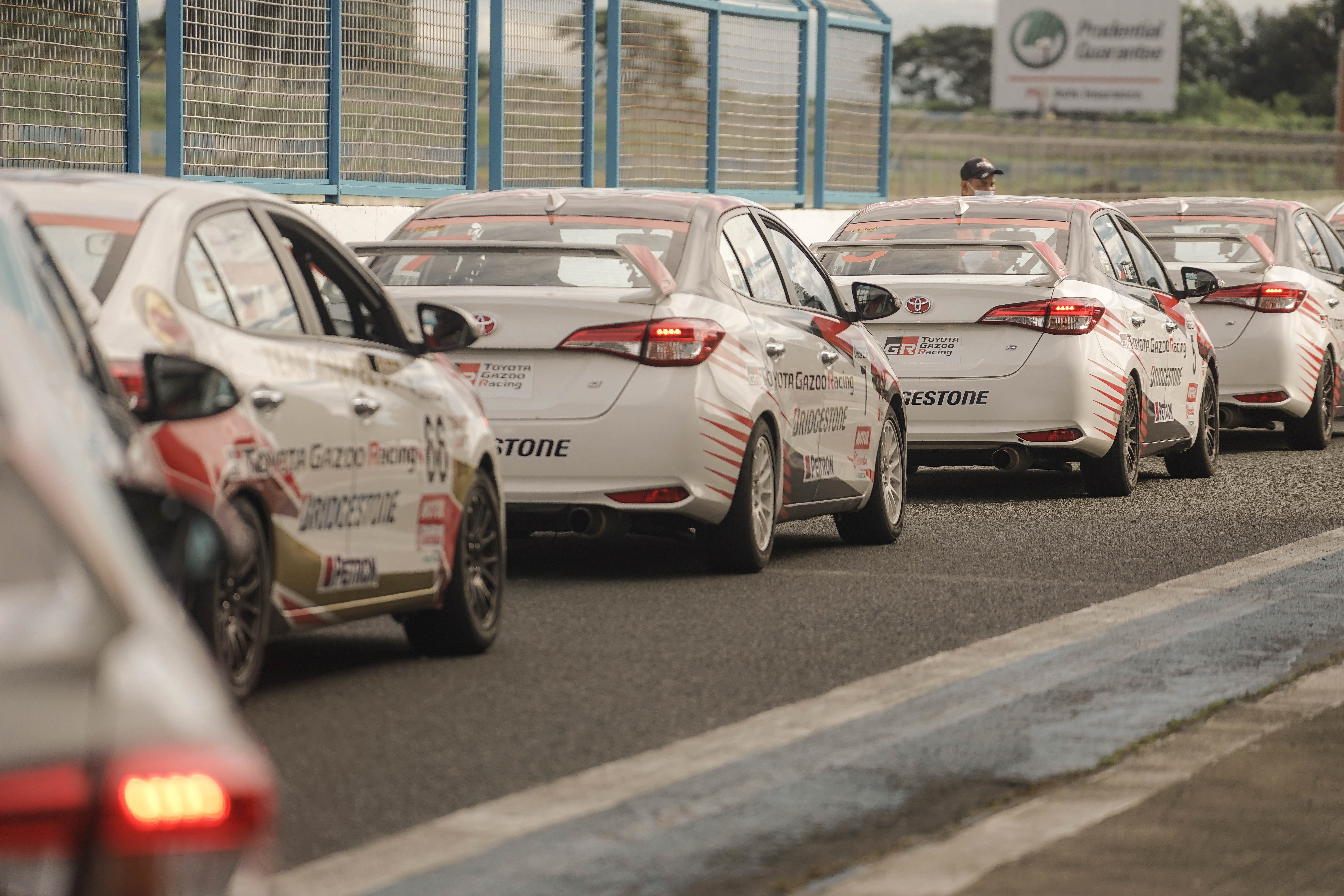 Heart pumping-action continues with TOYOTA GAZOO Racing Vios Cup Leg 2