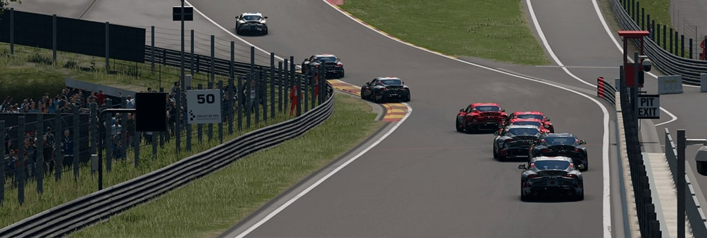 GR Supra GT Cup Asia 2020 - Regional Round Tablet Banner